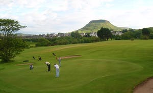 Cushendall 9 hole golf course