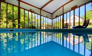 The Cottage Beyond: Your very own indoor pool