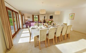 Flossy Brook - Heaps of room for your large group to have a very sociable holiday