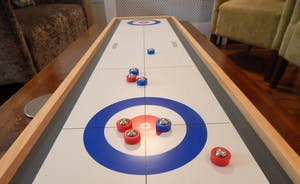 Shuffleboard Games Room
