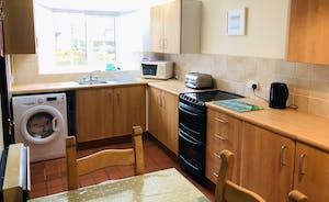 Kitchen and sink