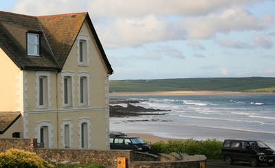 Short Breaks at Craig Var with Chauffeurs Cottage, New Polzeath