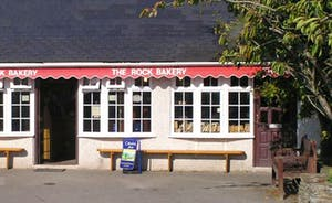 The famous Rock Bakery