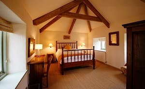 Moo Barn - Master Bedroom