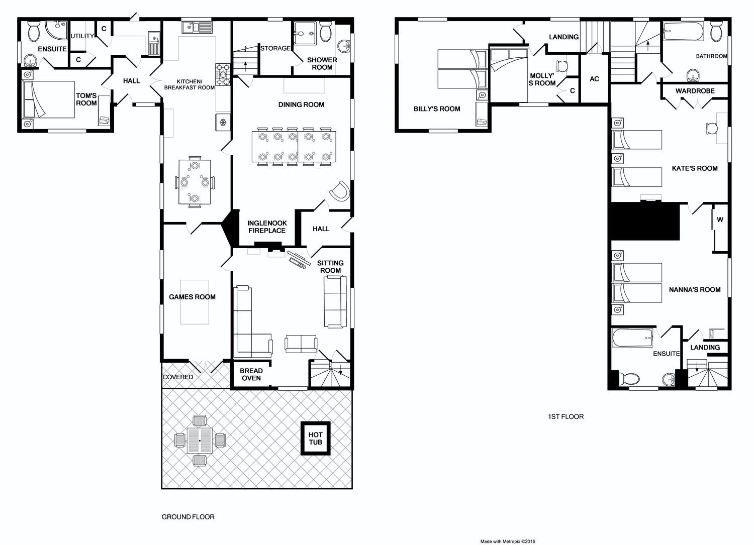 Floorplans cherry tree farmhouse somerset lavender hill for Farmhouse plans