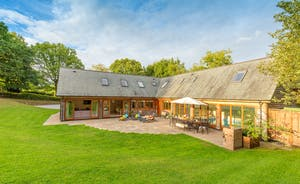 Flossy Brook - A beautiful setting for any large group holiday