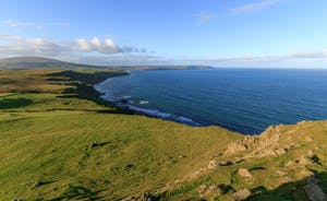 Exmoor  with Sea And Cliffs provides great walking