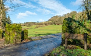 Pitsworthy: Hidden away on a private estate in the heart of Exmoor