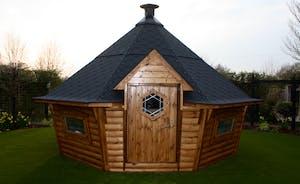 new reindeer hut