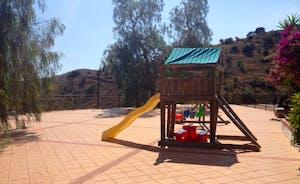 Facilities at Padre Aviles