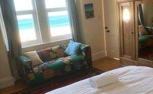 1st Floor Superking Bedroom with Sea View