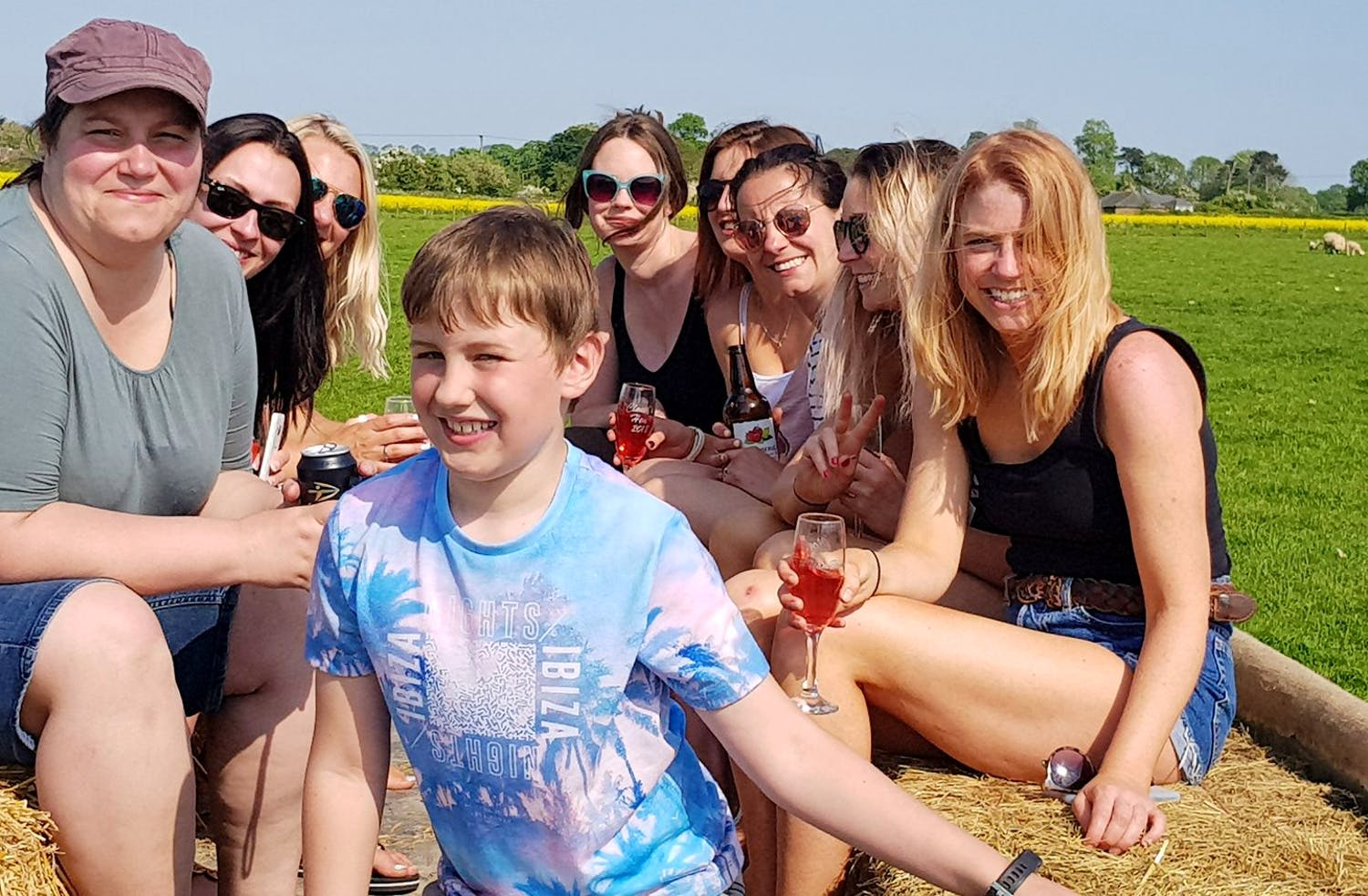 Group get together for up to 10   Holiday Ideas   Glamping