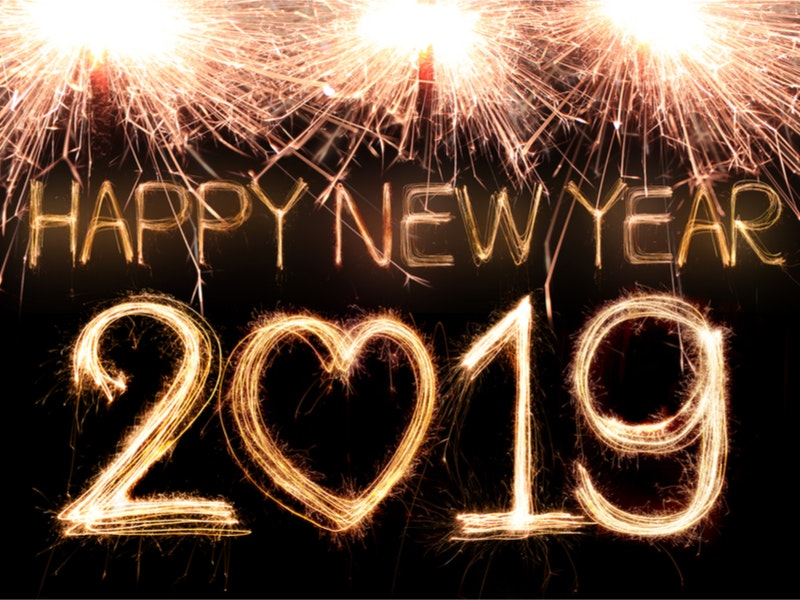 How to celebrate the New Year 2019 Pigs - signs 4