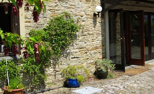 Peace and tranquillity, converted coachhouse 'Annacombe'