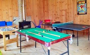 games cottage