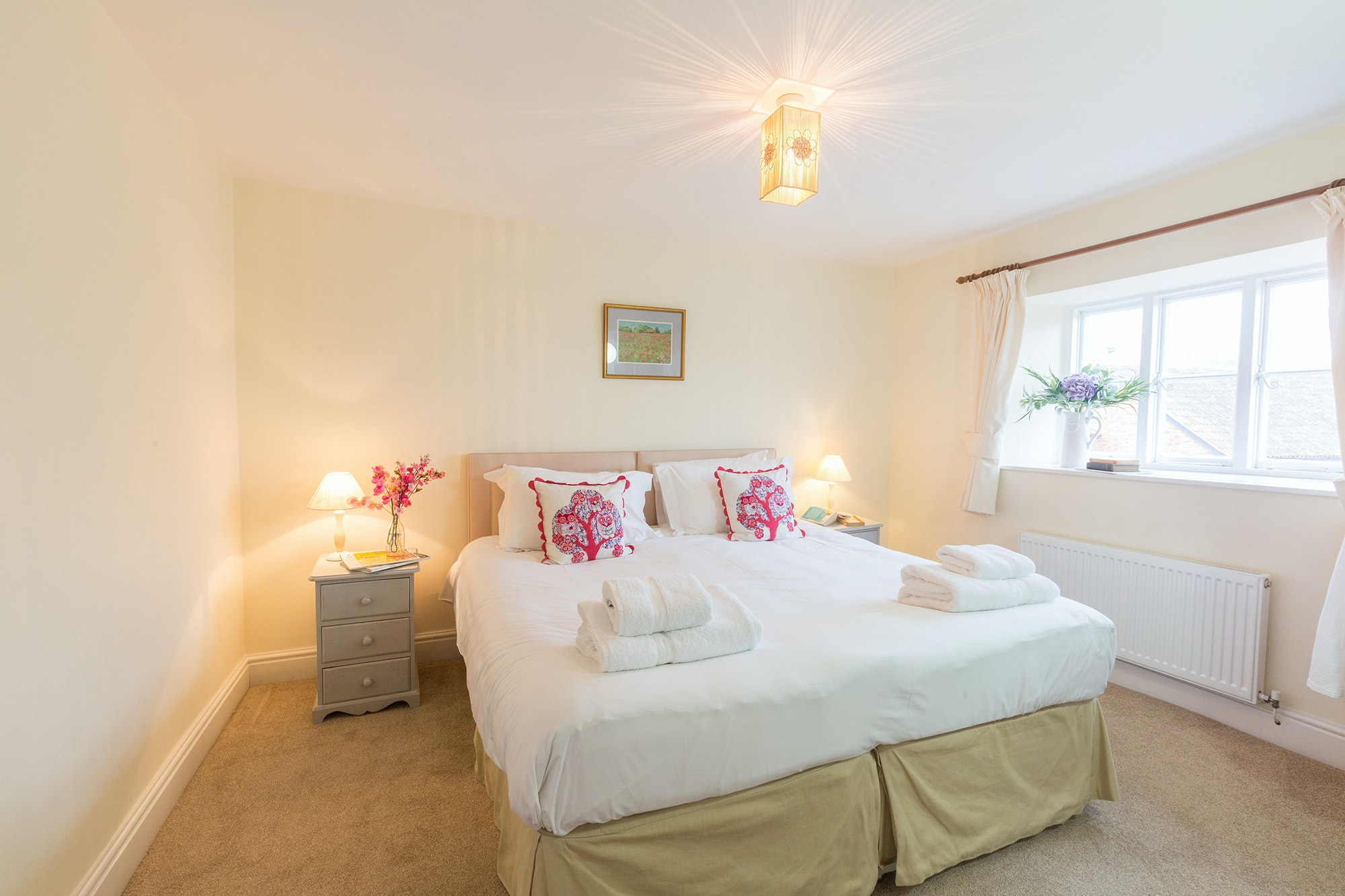 ... Pound Farm   Bedroom 4: Bedrooms Are So Calm And Relaxing At Pound Farm