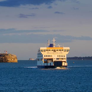 Discounted Wightlink Ferry Travel