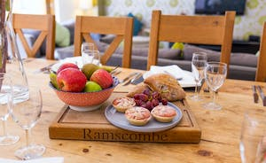 Ramscombe: Time to really unwind, let your troubles slip away...