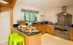 Ramscombe: A modern kitchen makes all the difference when you're cooking for a large group