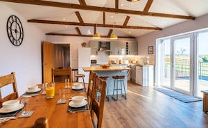 The Piggery - Dining Room & Kitchen
