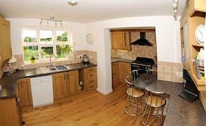 Riversdale Lodge Kitchen