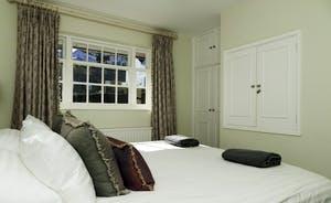 Bedroom 1 overview (located on 2nd floor)