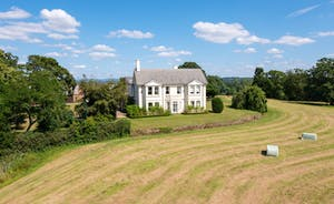 Severn Manor - Spectacular manor house in the Worcestershire countryside for exclusive hire