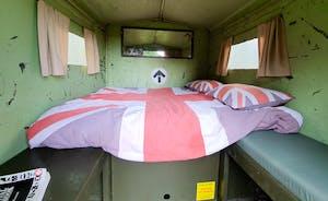SAS trailer