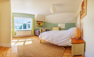 bedroom 7 - shaggles - great sea views