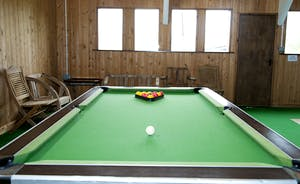 Culmbridge House - Take a dip, have a game of pool, relax in the garden... perfect