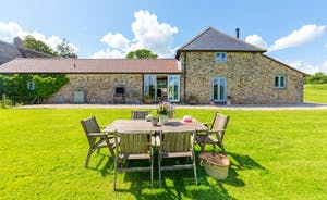 Whinchat Barns - Dippers Rest: A Devon Holiday Cottage That Sleeps 6