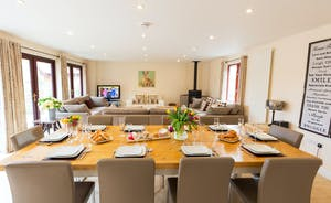 Thorncombe: Dine and linger, it's such a sociable space