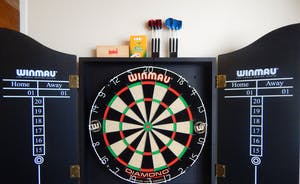 Darts 2 Games Room
