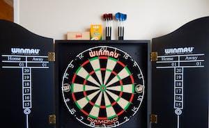 Darts 2 Games Room