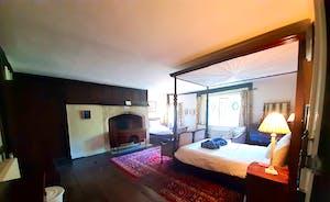Bedroom 1 Butterfly Room 1st Floor