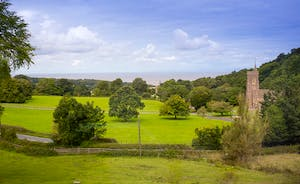 The Old Rectory - Stunning country views from the front bedrooms