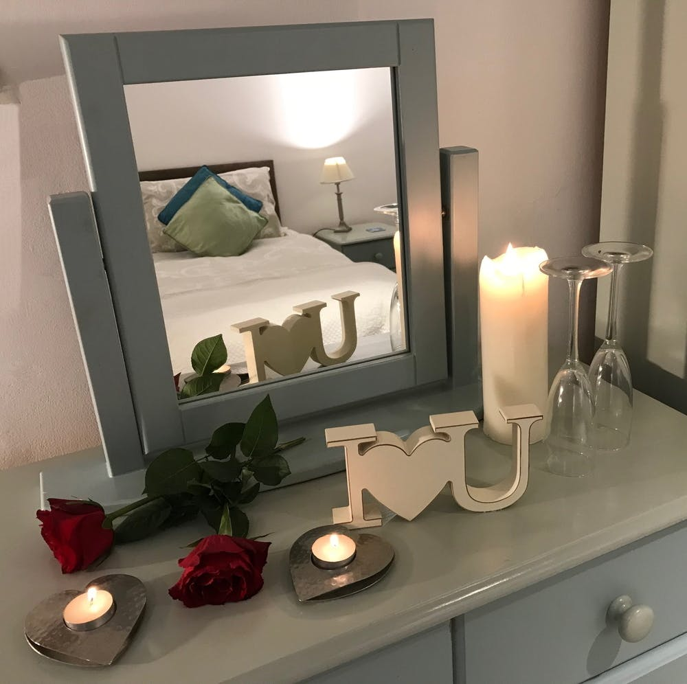 Romantic treat at Southclay Holidays, North Devon