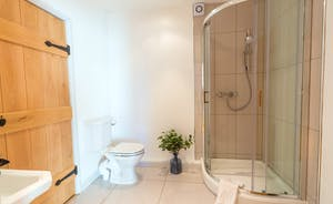 Dustings - The en suite shower room for Bedroom 2 is also accessed from the hallway