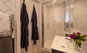 Pigertons - Bedroom 4 has an en suite shower room