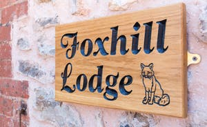 Foxhill Lodge - Holidays in the country for 2-10