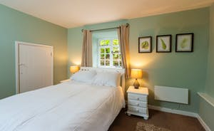 A lovely spacious double bedroom