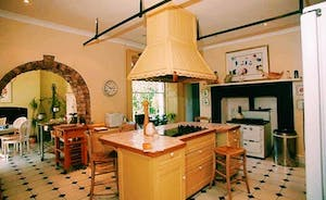 Large Sociable Kitchen Well Equipped For Self Catering.