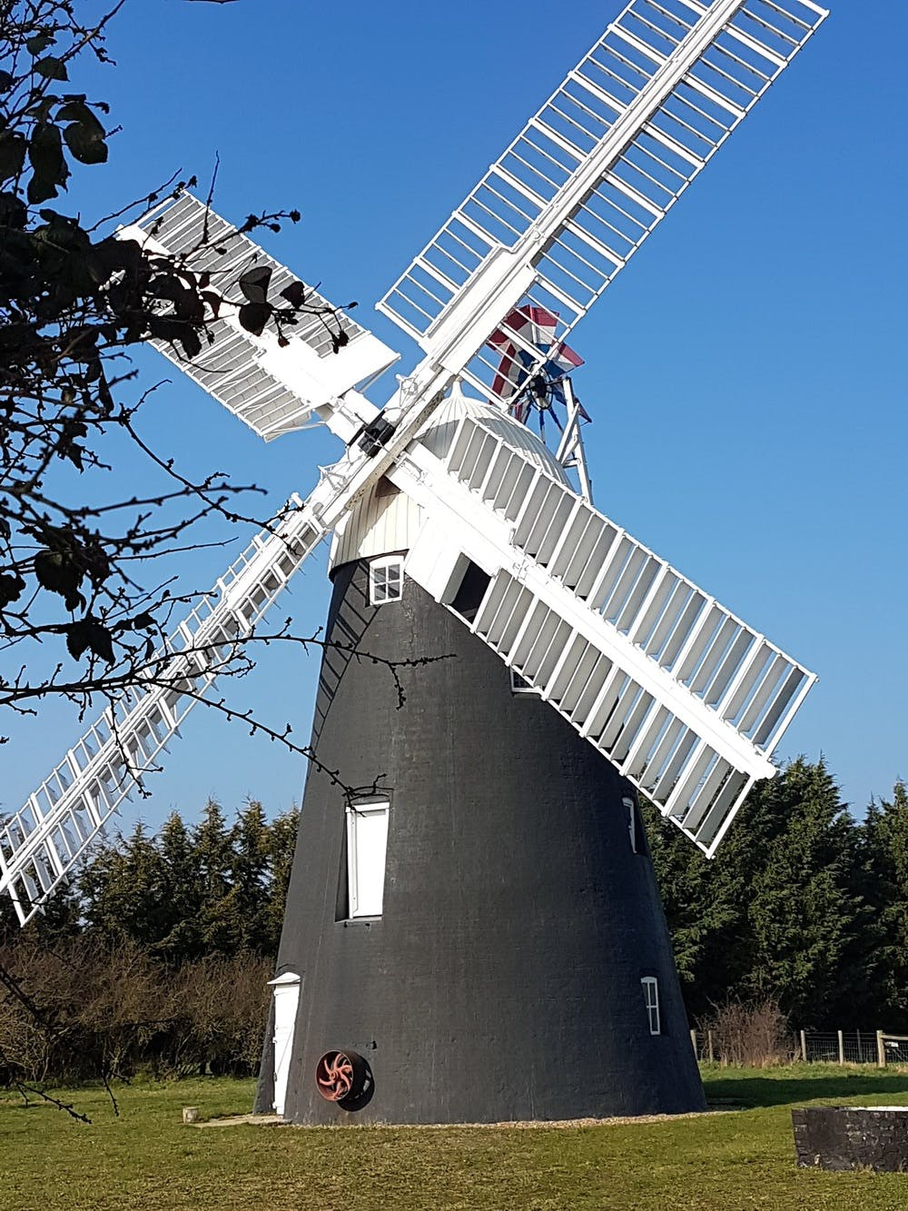 The Windmill in Thelnetham