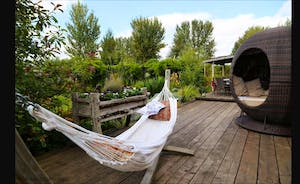 CHILL OUT AT HENFIELD BARN