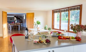 Coat Barn - A well equipped and spacious kitchen is a joy to cook in