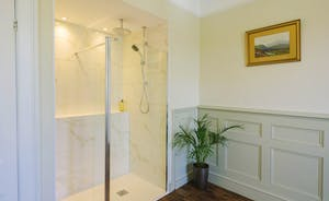 Large shower enclosures