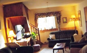lovely large lounge room for the whole family to socialise