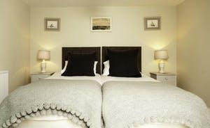 Bedroom 2 (located on ground floor)