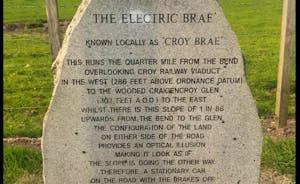 Electric  Brae Croy