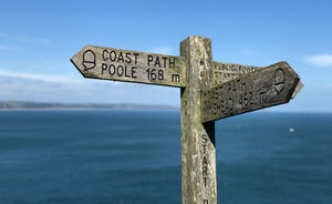 South West Coastal Path at Start Point